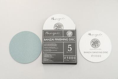 "KAMIKAZE COLLECTION Banzai Finishing Disc 5000 5"""